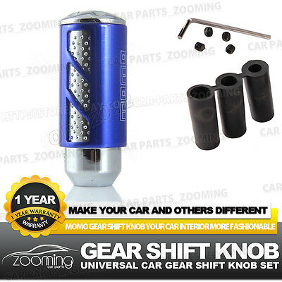 $12.59 • Buy Universal Racing Manual And Automatic Car Gear Shift Knob Shifter Cover LW12