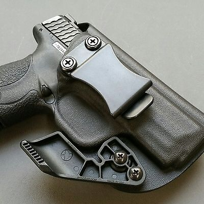 $34.95 • Buy Smith & Wesson RCS CLAW M&P9c M&P40c (COMPACT) STRAIGHT DRAW KYDEX Holster IWB