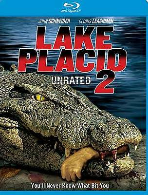 Lake Placid 2 (Blu-ray Disc, 2011) Factory Sealed FAST SHIPPING • 14.30£