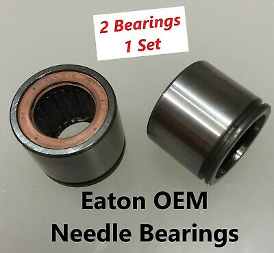 $89.99 • Buy Supercharger Needle Bearings Fit Nissan Xterra Frontier M62 Rear Rotor Eaton