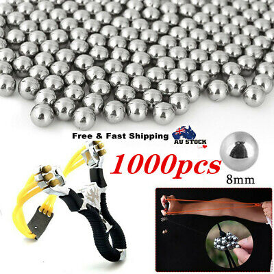 AU28.28 • Buy Steel Loose Bearing Ball 1000PCS 8MM Bike Bicycle Replacement Parts Cycling AU