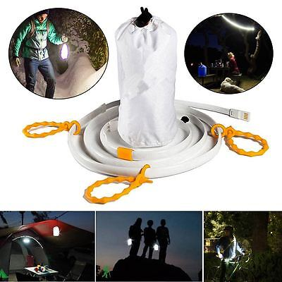 $6.99 • Buy Led Light Strip OUTAD 6Ft Waterproof Camping Strip Lights USB Rope Light For FH