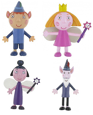 £6.26 • Buy Official Comansi Ben And Holly's Little Kingdom Figures Toys Cake Topper Toppers