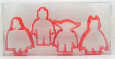 Mini Figures Set Of 4, Cookie Cutters • 3.99£