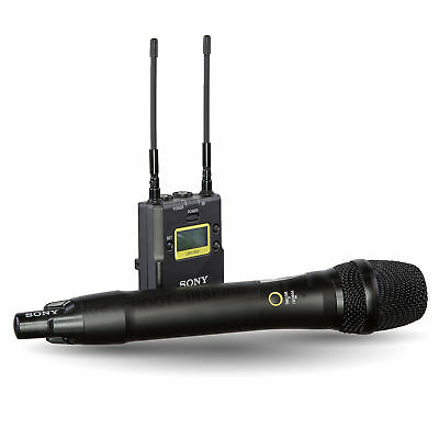 Sony UWP-D12/30 Integrated Digital Wireless Handheld Microphone ENG System • 286.10£