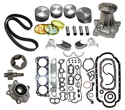 AU311.54 • Buy 88-92 Isuzu Amigo Rodeo 2.6l 4ze1 8v Sohc Brand New Master Engine Rebuild Kit