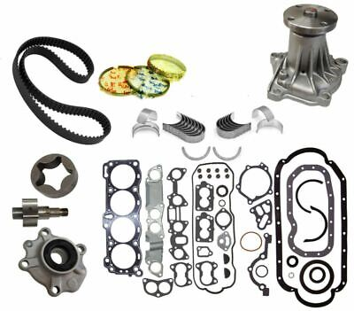 AU373.24 • Buy 88-92 Isuzu Amigo Rodeo 2.6l 4ze1 8v Sohc Brand New Master Engine Rebuild Kit