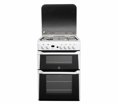 £365 • Buy INDESIT ID60G2W Gas Cooker - White - Currys
