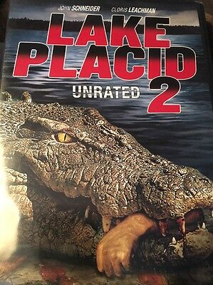 Lake Placid 2 (DVD, 2008, Unrated) RARE Factory Sealed FAST SHIPPING • 17.95£
