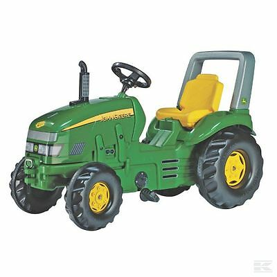 £220.47 • Buy Rolly Toys John Deere Childrens Pedal X Trac Tractor Kids Ride On Farm Toy