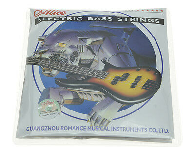$ CDN10.85 • Buy 1 Set Alice 4 String Electric Bass Strings Bass Guitar Strings Set .045-.105