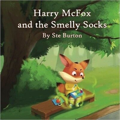 £4.50 • Buy Childrens Picture Books - Harry McFox And The Smelly Socks - Brand New Paperback
