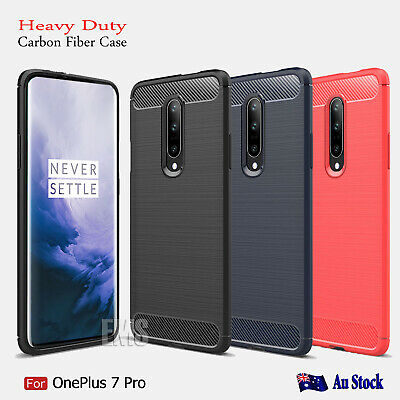AU8.99 • Buy Shockproof Heavy Duty Rugged Bumper Case Cover For OnePlus 7 Pro 6 6T 5 5T