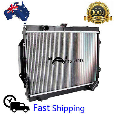 AU130 • Buy Radiator For Mitsubishi Triton ME MF MG MH MJ Gen II 4cyl 1986-1996 Manual AU