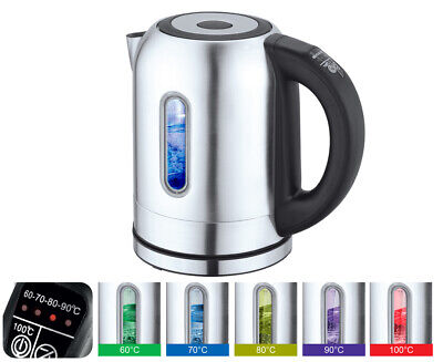 AU39 • Buy TODO 1.7L Stainless Steel Cordless Kettle Keep Warm Electric Led Water Jug