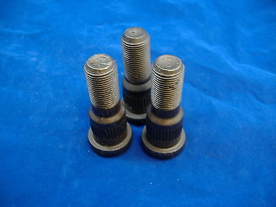 $34.55 • Buy M35a2 2.5 Ton 3 Right Hand Wheel Studs M35 Rockwell M109 Military Truck