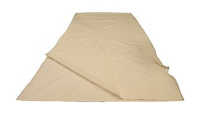 £14.99 • Buy All Cotton Sleeping Bag Liner Only Inner For Sleeping Bag-camping Acc Travelsack
