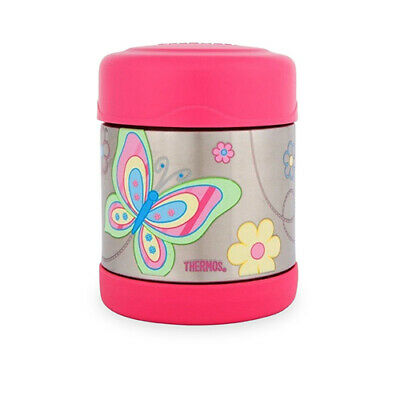 AU18.50 • Buy THERMOS Food Jar 290ml Butterfly Kids Lunch Box AUTHENTIC
