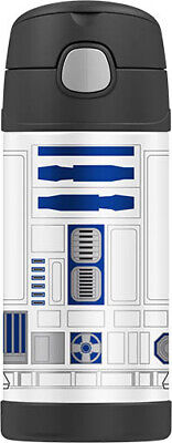 AU20 • Buy THERMOS Drink Bottle STAR WARS R2D2  Authentic Kids Lunch Box Back To School