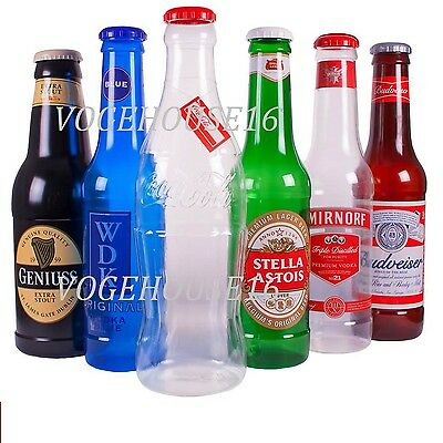Giant Coca Cola Money Bottle Savings 2FT Bottle Plastic Saving Money Bottle Coin • 10.95£