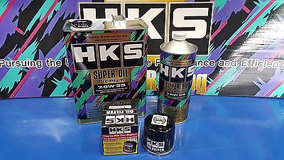 AU199.99 • Buy HKS SUPER RACING ENGINE OIL OIL FILTER For MITSUBISHI LANCER CE 4G15 4G93 96-04