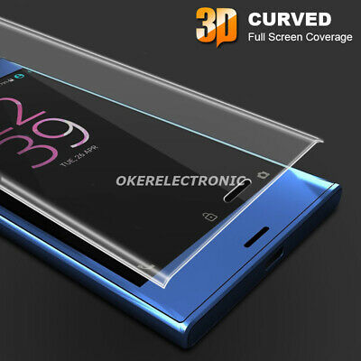 AU56.41 • Buy 3D 5D 6D Full Cover Tempered Glass Screen Protector For Sony Xperia XZ3 1 5 10II