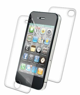 ZAGG InvisibleSHIELD Military Grade Screen Protector For Apple IPhone 4 / 4s • 6.47£