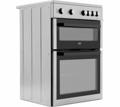 £349 • Buy BEKO XTC611S 60 Cm Electric Cooker - Silver - Currys