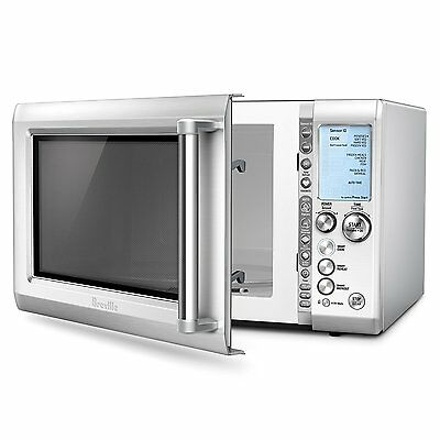 View Details Breville BMO734XL  1.2 Cu. Ft. Mid-Size Microwave - Stainless Steel • 204.99$ CDN