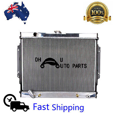 AU179.99 • Buy Radiator For Mitsubishi Pajero NA NH NJ NL NK 3.0L Petrol 1983-1997 Auto AU