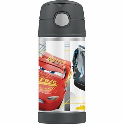 AU20 • Buy THERMOS Drink Bottle 355ml DISNEY Cars Authentic Kids Lunch Box Back To School