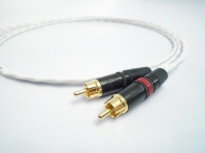 Dyson Audio QUAD 4-pin DIN Dual RCA Cable 1.25 Meter 33 34 44 303 405  • 28.45£