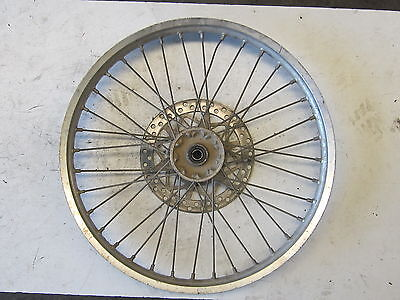 AU120 • Buy Yamaha Yz 125 1994 Model Front Wheel Rim