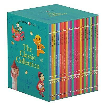 £34.90 • Buy Ladybird Tales Classic Collection 24 Books Box Set Children Books Gift Pack