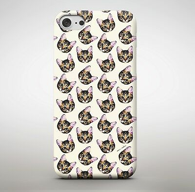 £7.99 • Buy Cute Cats Kitten Pink Ears Collage Animal Pet Lover Adorable Phone Case Cover