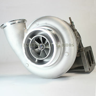 AU1735 • Buy S400 S475 Turbo Charger 75mm Compressor 96*88mm Turbine T6 Twin Scroll 1.32 A/R