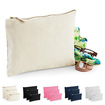 £6.65 • Buy Make Up Bag Wash Bag Cosmetic Accessory Pouch Purse Pencil Case Travel Jewellery