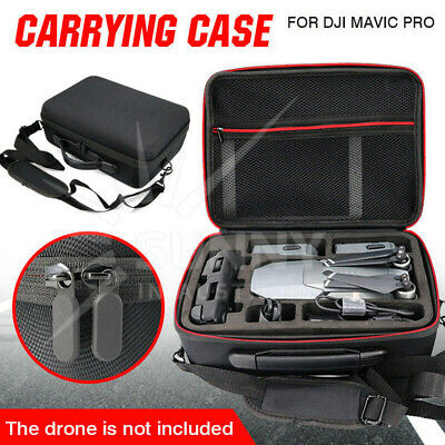 AU20.65 • Buy Storage Carrying Case For DJI Mavic Pro Waterproof  Shoulder Bag Backpack