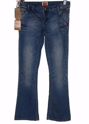 New Womens Superdry Angelina Skinny Boot Denim Stretch Jeans W28  L32  RRP£74.99 • 26.24£