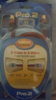 AU5 • Buy 1.5m S-Video To S-Video Cable