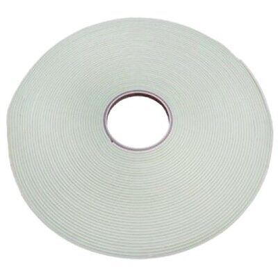 Double Sided Glazing Security Tape - 1mm X 50Mtrs - White • 6£