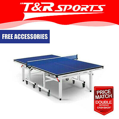 AU388.99 • Buy PRIMO 16MM Top Table Tennis Table Free Bats Balls Net For Indoor Home Game
