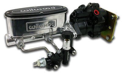 1964 72 Chevy Chevelle Hydro Boost Brake Booster Wilwood Polished