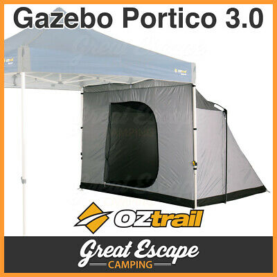 AU149 • Buy OZtrail Gazebo Portico Tent 3.0 Gazebo Hub Suits 3m Or 6m Gazebo