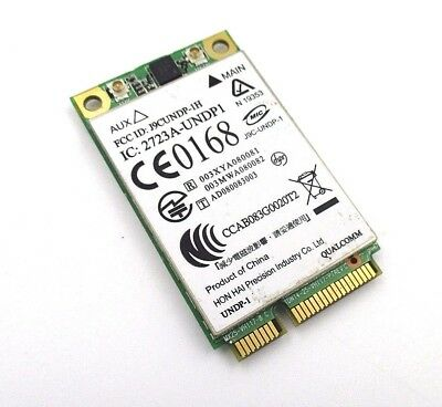 AU22.79 • Buy HP EliteBook 2530p 2730p 6930p 8530 WWAN 3G BROADBAND GPS CARD 483377-002