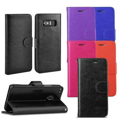 $ CDN6.91 • Buy PU 360 Leather Stand Wallet Book Case Cover For Samsung  S10  S20 S21 PLUS ULTRA