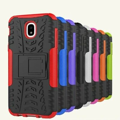 AU6.49 • Buy For Samsung Galaxy J5 J7 Pro 2017 Heavy Duty Tough Strong Shockproof Case Cover