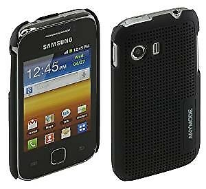 Samsung Totoro Vent Case For Galaxy Y By Anymode - Black • 7.60£