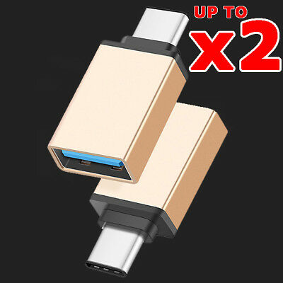 AU1.75 • Buy USB 3.1 Type C Male To USB 3.0 A Female Converter OTG USB-C Cable Adapter NEW