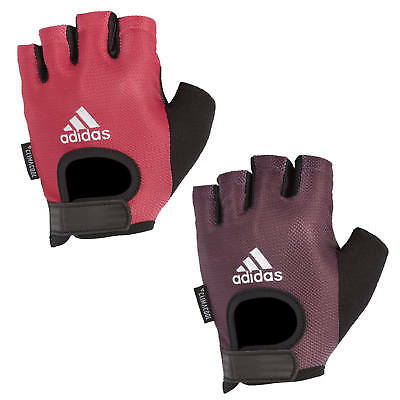 £12.99 • Buy Adidas Womens Weight Lifting Gloves Ladies Performance Gym Exercise Workout